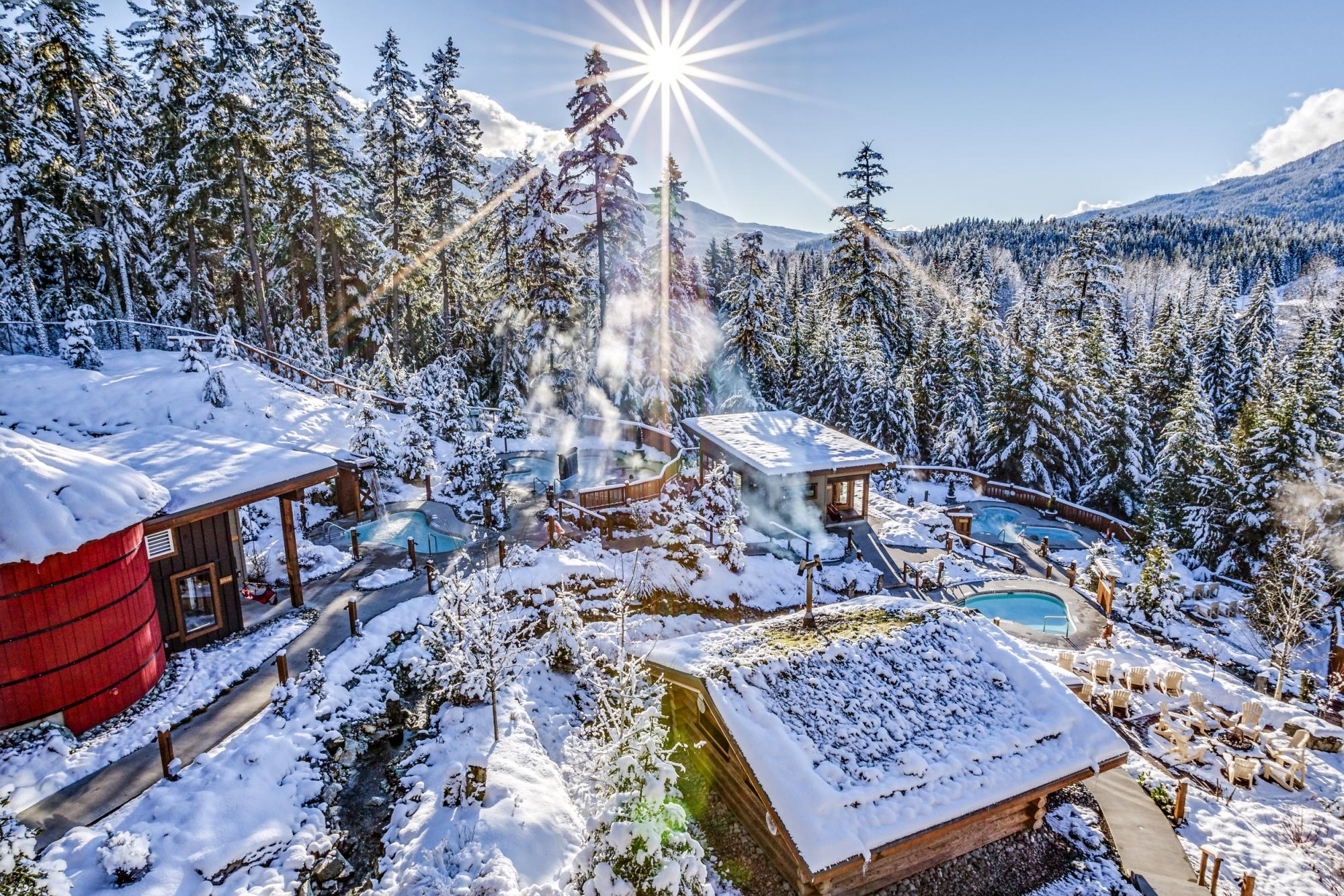 Our Locations Across Canada Scandinave Spa
