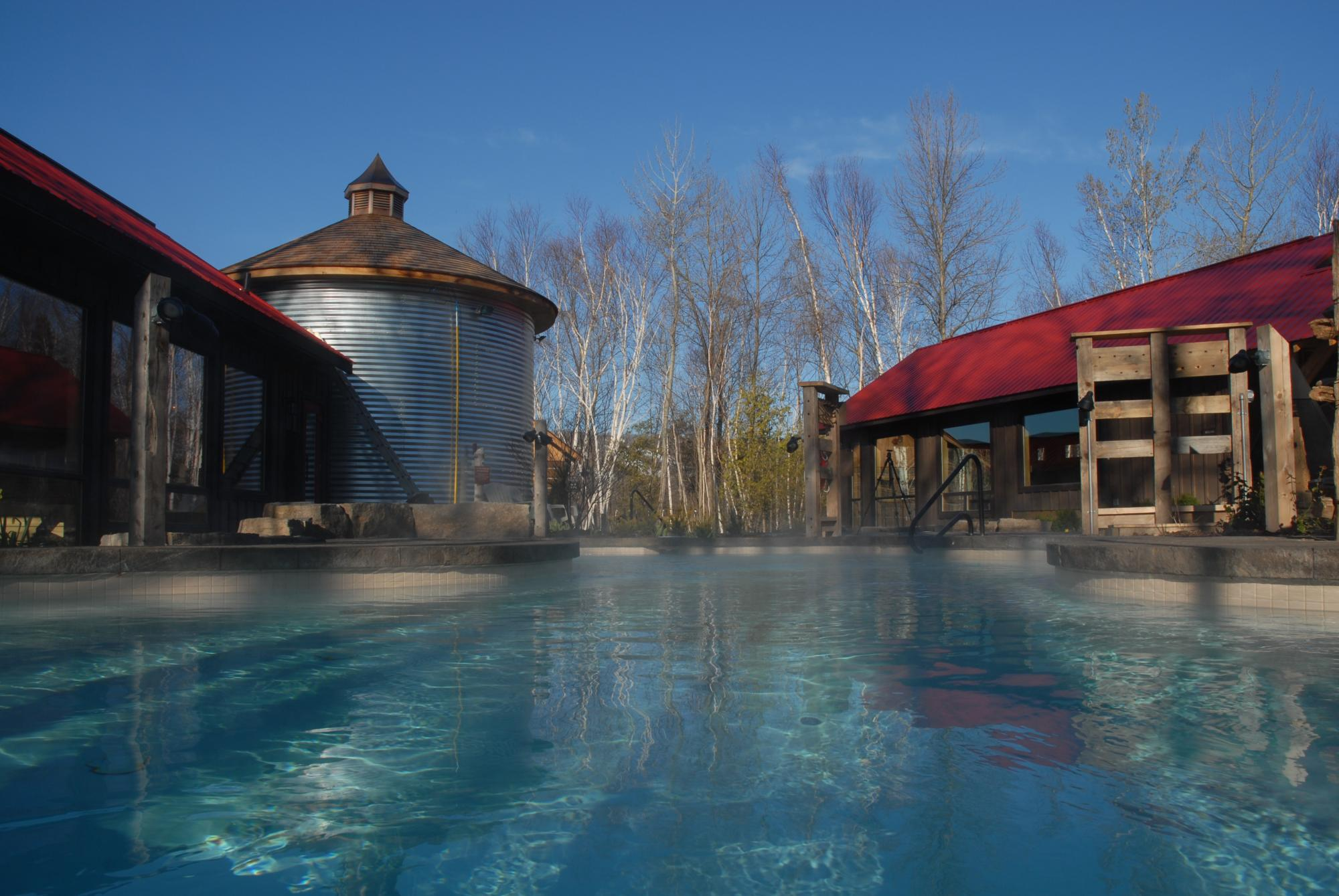 Our locations across canada scandinave spa for Spa scandinave montreal