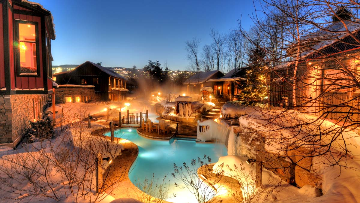 Blue Mountain Scandinave Spa And Hotel