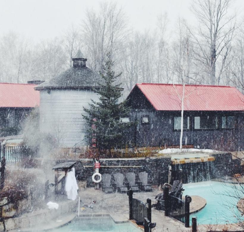 Spa Packages - Scandinave Spa Blue Mountain